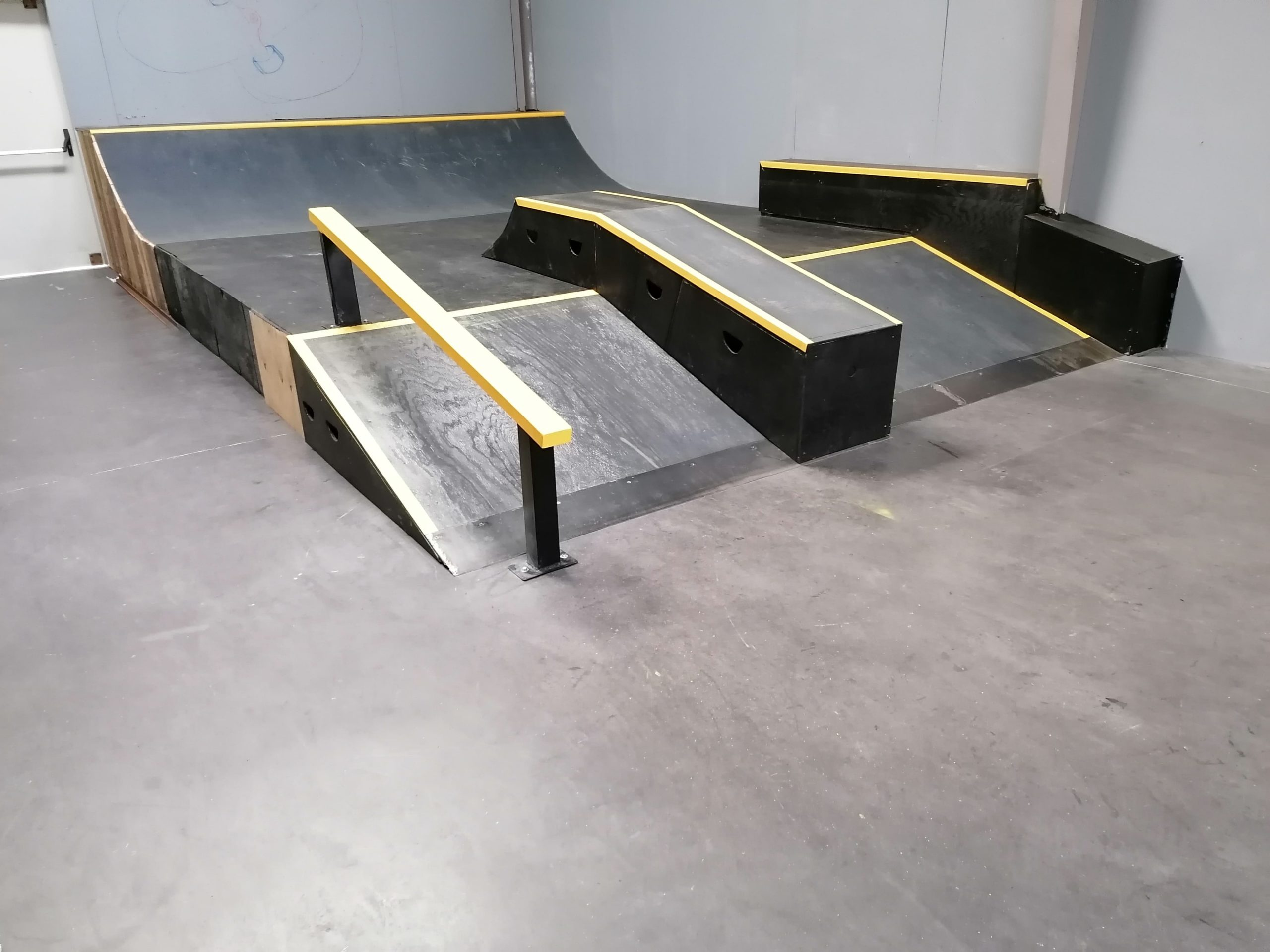 skatepark indoor gironde, nouvelle aquitaine