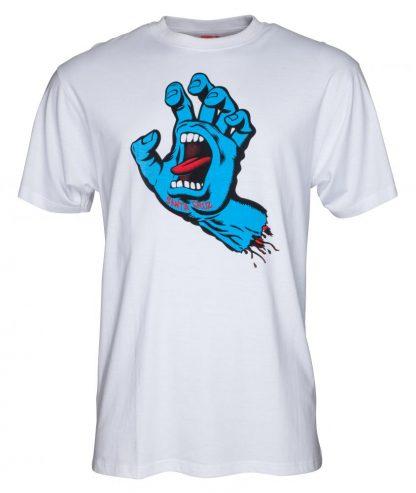 tee shirt santa cruz screaming hand