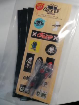 kit réparation finger board