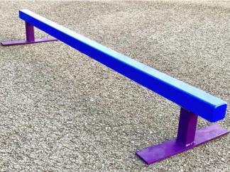 la barra barre de slide taille enfant skate