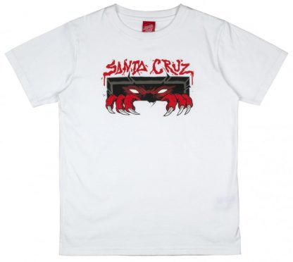 tee shirt santa cruz unknown