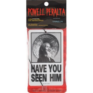 désodorisant voiture powell peralta have you seen him